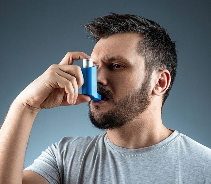 Inhalasjonsveiledning på Boots apotek