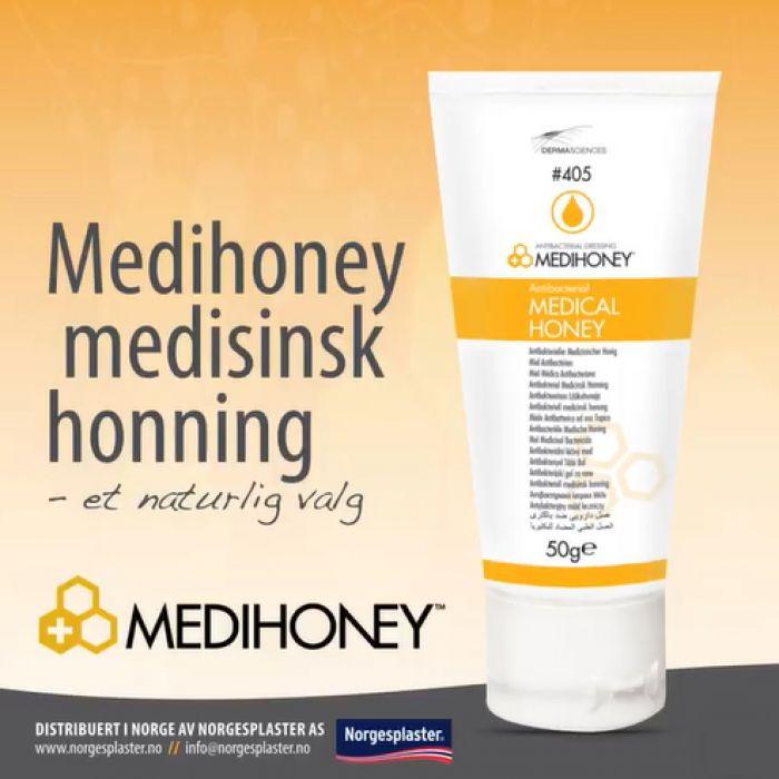 Medihoney Antibakteriell honning