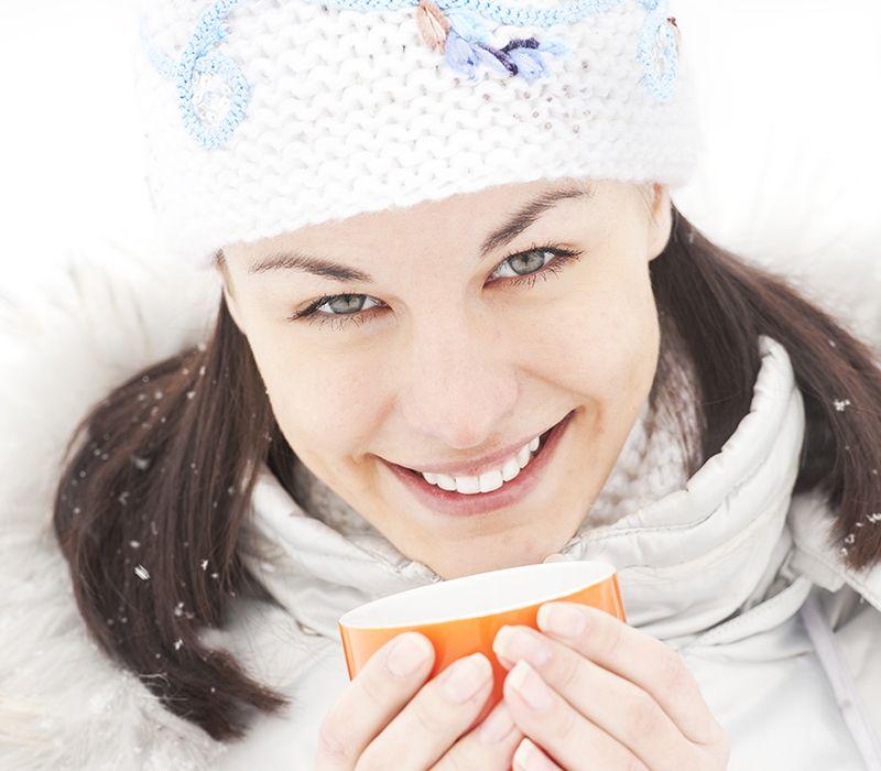Fem tips mot tørr vinterhud